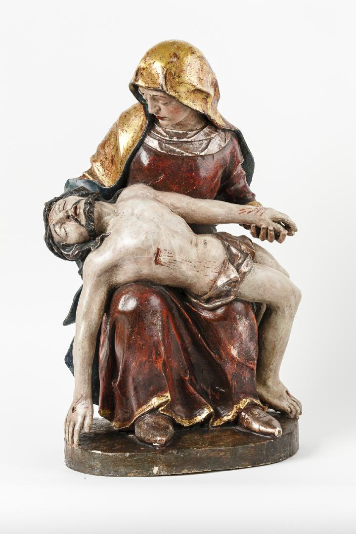 Pietà, Süddeutsch, 18. Jh.