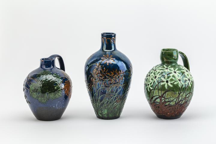 Umfangreiche Max Laeuger Sammlung