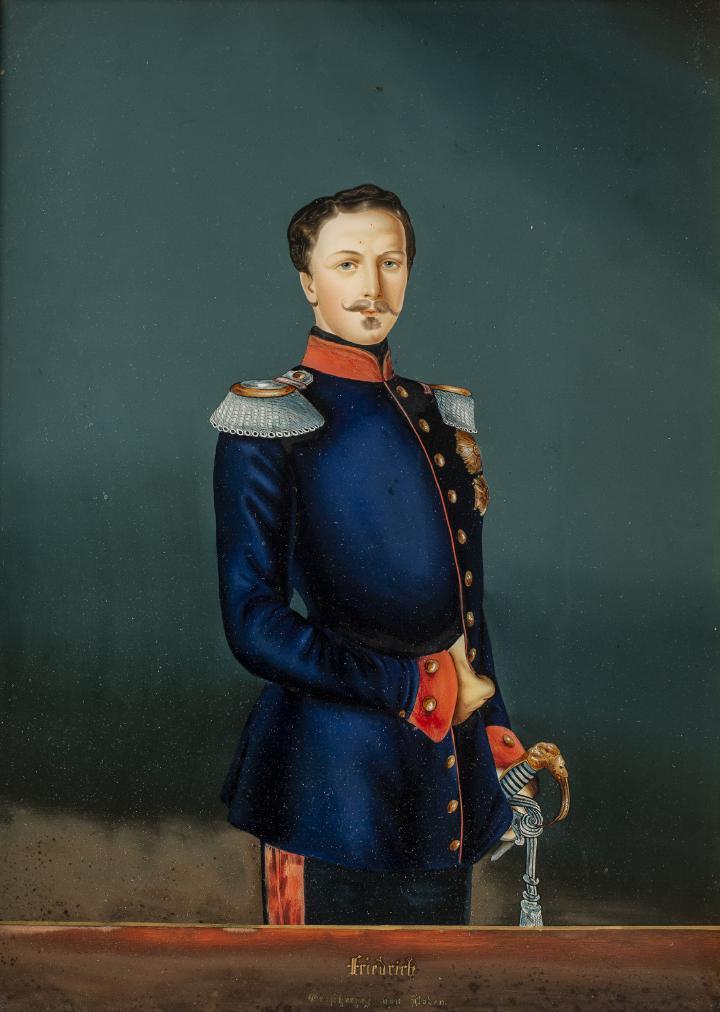 Louise und Friedrich von Baden