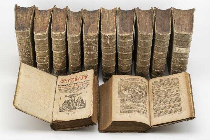 Wittenberger Gesamtausgabe der Schriften Luthers
